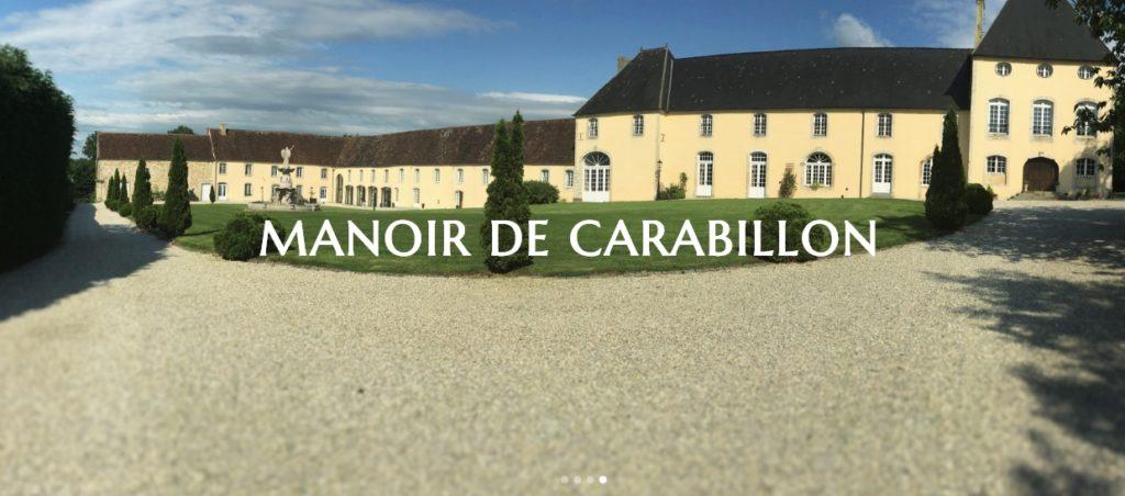 Manoir de Carabillon
