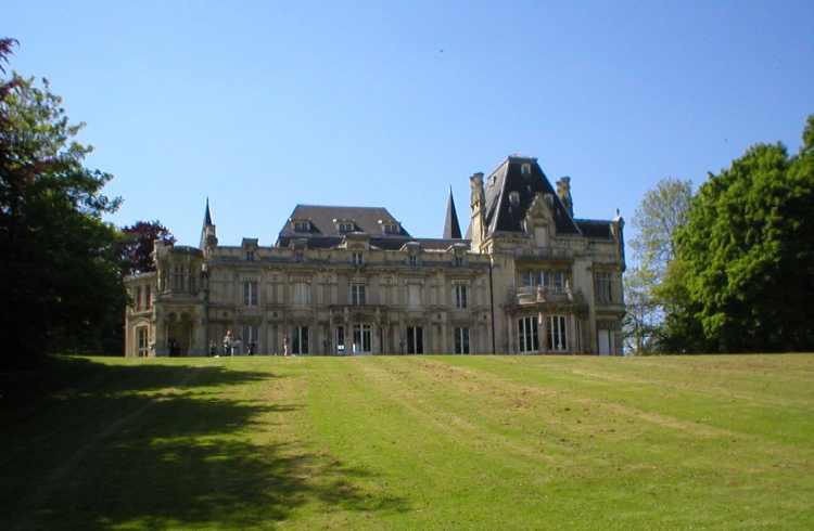 Château de Beauregard à Hérouville Saint Clair